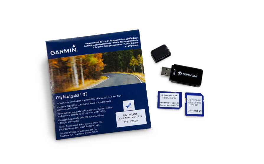 Garmin FCA GROUP - 2016 NORTH AMERICAN MAP FOR UCONNNECT® 430N (RHB ...