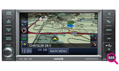 Chrysler Group | Navigation Select | HERE